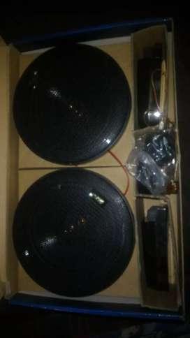 Speaker Merk ADS 6 inch