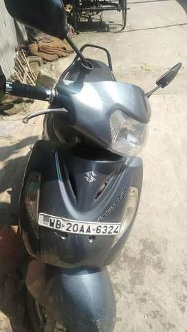 All new suzuki access 125 with reasonable price.