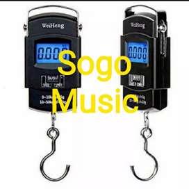 Weiheng Timbangan Digital Koper Gantung 10-50 KG kilo 50kg portable