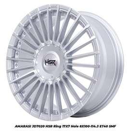 VELG AMARASI JD7020 HSR R17X7 H8X100-114,3 ET40 SMF
