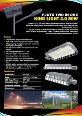 KING LIGHT 50W BERGARANSI 5 TAHUN