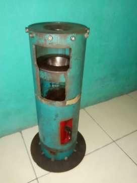 Mesin press hidrolik manual