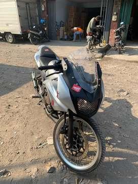 Kawasaki ninja krr 2016 barang doble