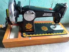 Sewing machine..