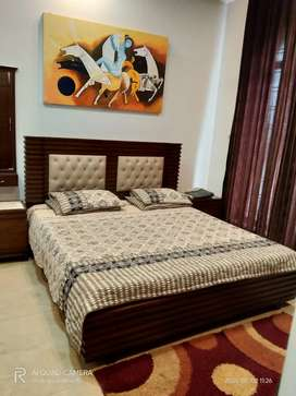 F -11 Beautiful Upper portion Fully furnished for rent
