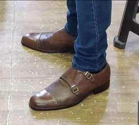 Johnston&murphy brand 100% orignal leather shoes