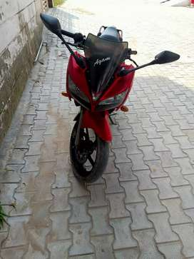 Yamaha Fazer (RED) for sale in MOHALI @ Affordable price.