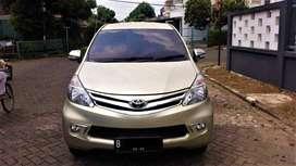 Toyota Avanza G Manual TH 2012 Silver , Km rendah !!!