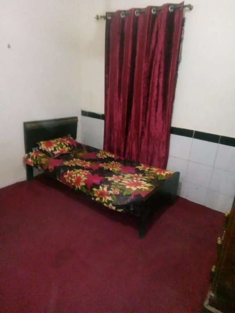 Independent rooms for rent available Allah Iqbal town moon market