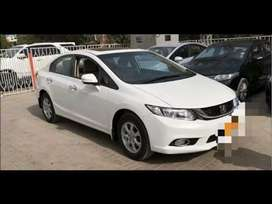 Honda civic get on easy installment with low markup rate