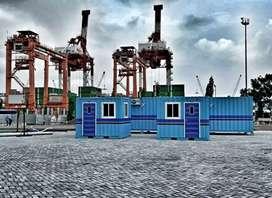 Container/Kontainer Office Harga Hemat Bersahabat