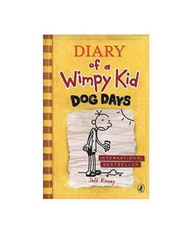 The Diary Of A Wimpy Kid Dog Days