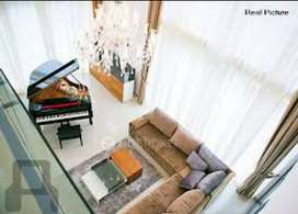 3 bhk luxurious flat in gated community with 1 floor 1 flat