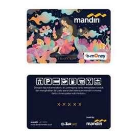 Kartu Untuk bayar tol dll