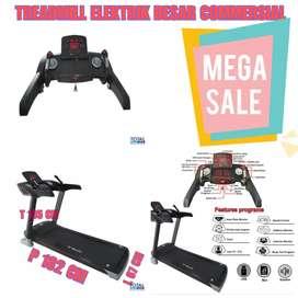 Treadmill elektrik murah Fitur Lengkap Alat Fitness Gym Lari