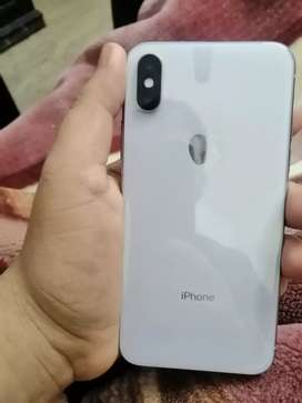 Iphone X 64GB pta approved in 10/9.8