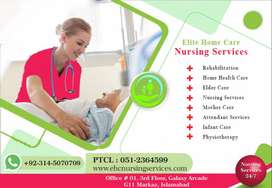 Required Female PATIENT CARE Islamabad
