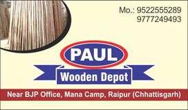 Paul Wooden Depot