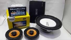 paket audio 1 seat + head unit MRZ mirolink