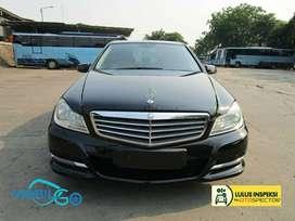 [Lulus Inspeksi] Mobil Go - Mercedes Benz C 200 CGI 2013 - Bisa Kredit