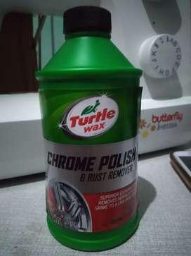 Turtle wax krom polish