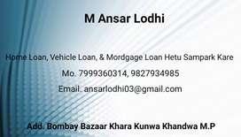 Home Loan , brodgag loan & vehicle loan
