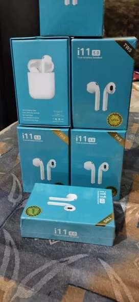 TWS i11 5.0 wireless headset