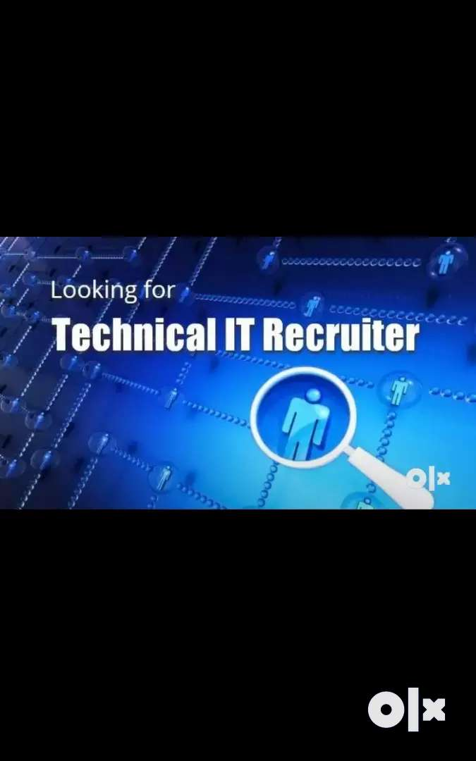 Need US IT technical recruiter 0