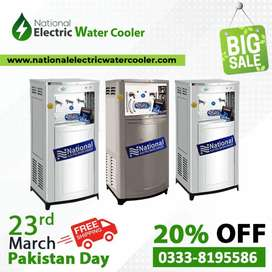 Pakistan zindabad special offer electric water cooler at factory price