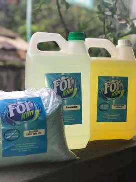 Detergen untuk noda membandel (heavy duty)