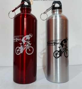 botol sepeda alumuniu 500ml 43redws