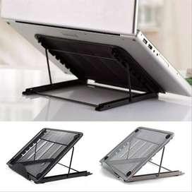 Stand Peninggi Laptop Tablet Taffware Dudukan Tatakan Lipat Portable