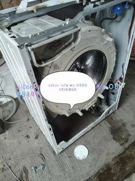 Servis segala jenis mesin laundry