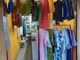 Fully furnished shop at sixmile  near GNRC