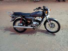 All docoments clear bike is good codition