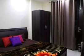 1 bhk builder flat in residential area saket