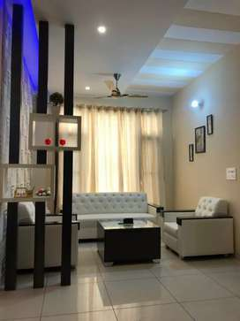 2bhk Flat+store  spacious flat in gated society