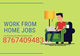 part time job offer for 10th. ,12th & any degree