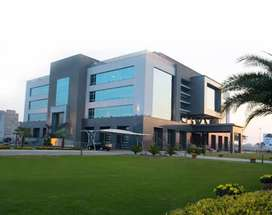 4 Marla commercial Building for sale DHA Phase 6 MB