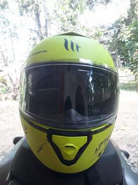 Mt Helmet medium size less used