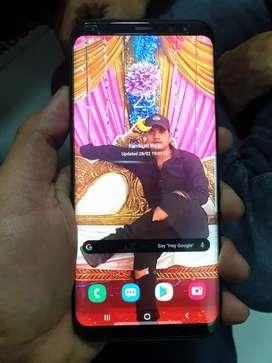 Samsung S8 plus 128GB black colour