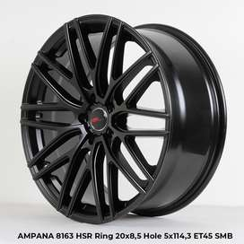 AMPANA 8163 HSR R20X85 H5X114,3 ET45 SMB