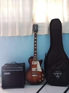 gitar gillmore fullset amply sound
