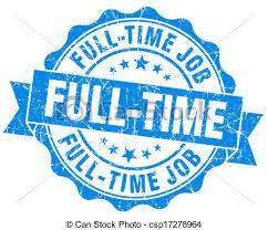 Limited vacancy in  full time online job