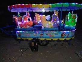 mainan kereta panggung murah ikan nemo AA