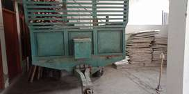 Tractor trolley in new condition