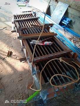 Cetakan pagar panel prescase uditch dna boxculvert