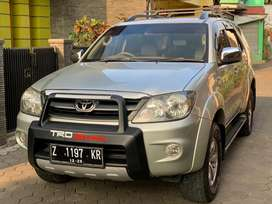Toyota Fortuner G LUX 2006 AT Bensin
