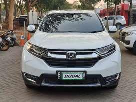 Honda CRV Turbo Prestige Pemakaian 2019 KM 14ribu Antik