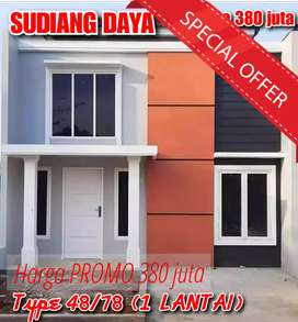 Rumah Murah 3 KAMAR dekat Bandara Hasanuddin, Pasar Daya, POLDA, KIMA